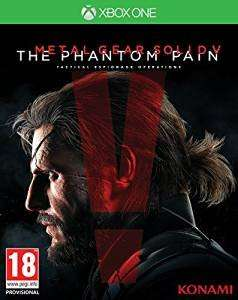 Metal Gear Solid V : The Phantom Pain - £10.97 prime / £12.96 non prime @ Amazon