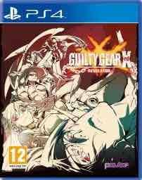 Guilty Gear Xrd -REVELATOR- (PS4) £9.99 (probably not sealed) @ Grainger games