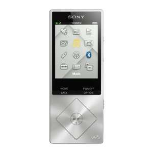 Sony NWZA-15 A Series High-Res Walkman, 16 GB - Silver £99.95 @ Amazon