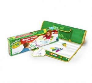 My First Crayola Doodle Magic colour match was £17.99 now £9.99 @ argos free c&c