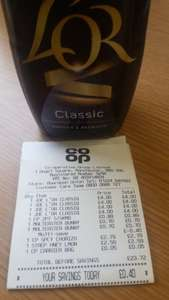 New Carte Noire L'or 200g £4 at Co-Op
