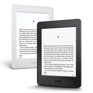 Amazon Kindle Paperwhite E reader just £89.99 @ Amazon