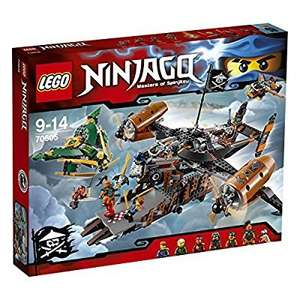 LEGO Ninjago 70605 Misfortune's Keep £33.99 Amazon