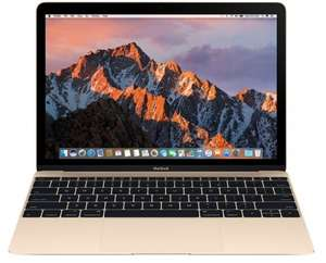 Apple MacBook - Gold or Rose Gold m5 512SSD version £1249.98 @ Ebuyer