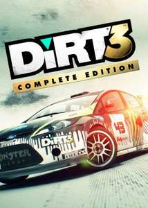 [Steam] DiRT 3 Complete Edition - 76p - SCDKey