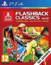 Atari Flashback Classics Collection Vol 1 & Vol 2 (PS4) £17.75 each (Preorder) Delivered @ Boomerang