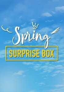 Square Enix Spring Surprise Box - £9.99 - Square Enix (Just Cause 3 and 3 mystery titles)