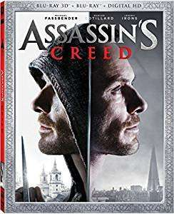 Assasin's Creed 3D Blu-Ray (Region 1) £27.15 amazon.com