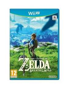 [Wii U] The Legend of Zelda : Breath of the Wild £29.99 [using code KXVJX - new customers]  from VERY.co.uk