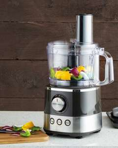 Ambiano Food Processor (1000W) for only £49.99!! In store only @ Aldi