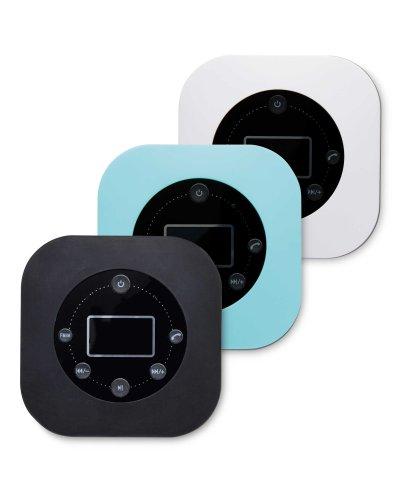 Bluetooth Shower Bathroom Speaker FM Radio And Speakerphone 1299 Delivered ALDI