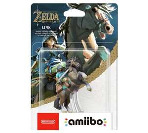Link Rider Breath of the Wild Amiibo in stock at Argos for RRP - £13.99