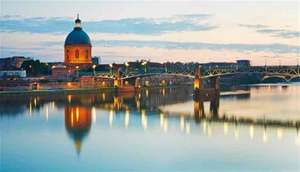Long weekend to Toulouse, France in May for £58pp including flights and hotel @ expedia