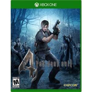 [Xbox One] Resident Evil 4 (Remastered) - £14.85 @ ShopTo