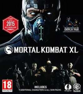 Mortal Kombat XL [PC/Steam] - £6.74 @ Bundlestars *EXPIRED*