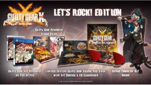 Guilty Gear Xrd -REVELATOR- Let's Rock! Edition - (PS4) £27.99 @ amazon