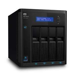WD PR4100 32TB NAS £1045.40 direct front Amazon