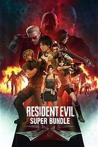 Resident Evil Super Bundle (Xbox One Store) for £16