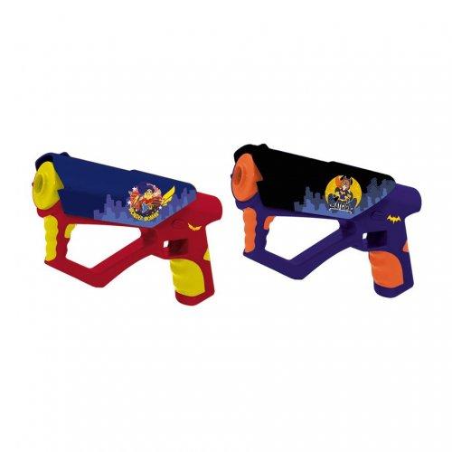 DC Superhero Girls Laser Guns £7.00 (was £19.99) @ Smyths toys (Online + Instore)