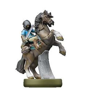 Link (Rider) amiibo order £12.99 from amazon stock 3rd april