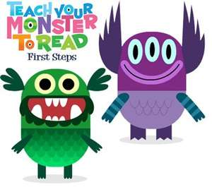 Teach Your Monster to Read - Free (was £4.99) @ Google Play Store