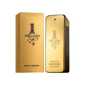 Paco rabanne 1 million edt 200ml (RRP£75) for £47.60 with code see description (for members today only)...easy sign up at checkout @ Superdrug