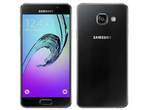 Samsung Galaxy A3 2017 16GB Black contract 3 mobile - £14/month (£336 total) 300 mins/unlimited texts/500mb data @ Three