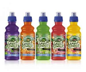 At Asda- Fruit Shoot all varieties including hydro 8 pack for £1.50