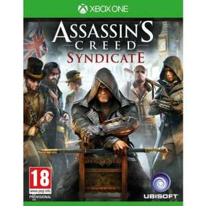 Assassin's Creed Syndicate (Xbox One) £8.95 Delivered @ The Game Collection