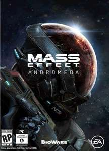 Mass Effect Andromeda (Origin) Pre-order from @ Instant Gaming only £37.02