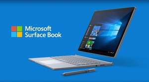 Microsoft Surface Book £1169.10 Currys ** TODAY ONLY!! **