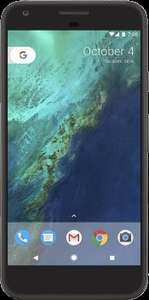Google Pixel 32GB Black unlimited minutes/texts 24GB data on Vodafone, £60 upfront, £32 a month (£828 total) @ mobiles.co.uk
