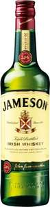 Jameson Irish Whiskey (70cl) was £22.00 now £15.00 (Rollback Deal) @ Asda