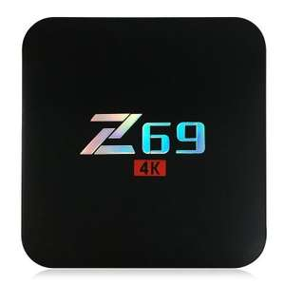 Z69 TV Box Amlogic S905X  £32.06 @ Gearbest