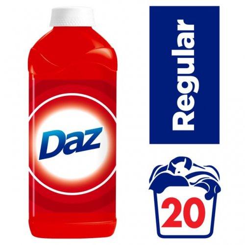 Daz Whites & Colours liquid wash 1l 20 wash £2 Morrisons National
