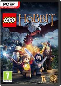 Lego The Hobbit PC steam key @ cdkeys only £2.99 & More Lego titles