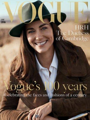 Vogue 12 month subscription + FREE Moroccanoil treatment (RRP £31.85)