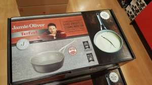 Tefal Jamie Oliver Saucier Ceramic Pan 22cm £12 @ Home & cook - East Midlands Designer Outlet