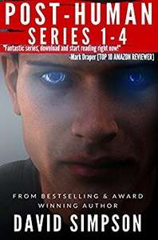 Post-Human Omnibus Edition (1-4) (Post-Human Series)David Simpson