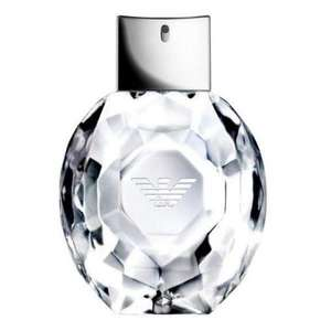 Armani Diamonds 100ml. £35 plus 10 % for members and £10 off £50.00 2 bottles for £53!!!! @ Superdrug