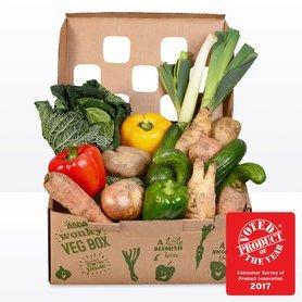 Asda wonky veg box 5kg £3.50 instore