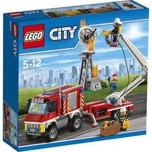 LEGO City 60111 Fire Utility Truck £7.50 @Tesco extra bradford (instore only)