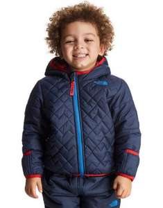 The North Face Reversible Perrito Jacket Infant @ JD Sports Online Was £60 Now £20