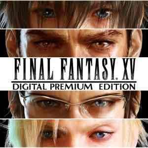 Final Fantasy  XV Digital Premium Edition £27.99 @ psn store with ps plus
