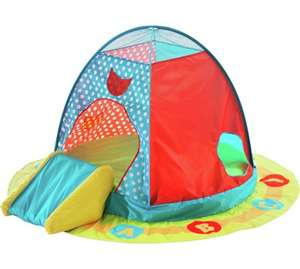 Chad Valley Adventure Play Zone Was £39.99 now £19.99 plus FREE Chad Valley Tunnel @ Argos