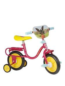 Bing 10 inch Bike (Was £40.00) Now £27.99 + Free C&C at Very