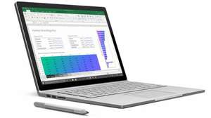 Surface Book 8gb (iincludes keyboard) £1104 Microsoft Store