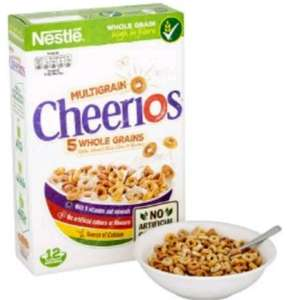 Nestle cheerios 375g just £1 rrp £2 rollback deal @ Asda
