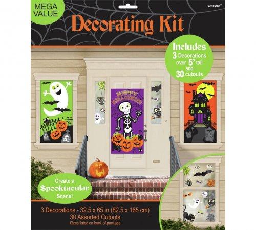 Happy Halloween Family Decoration Kit - £1.99 @ Argos