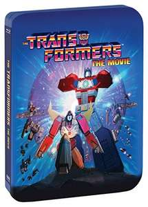 The Transformers: The Movie - Limited Edition, 30th Anniversary Steelbook (2-Blu-ray set + Digital Copy) £12.99 (£14.98 without Prime) @ Amazon.co.uk